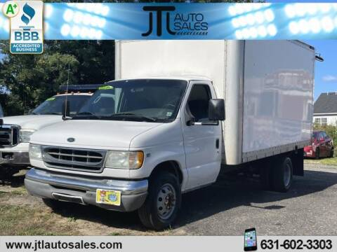 2002 Ford E-Series Chassis for sale at JTL Auto Inc in Selden NY