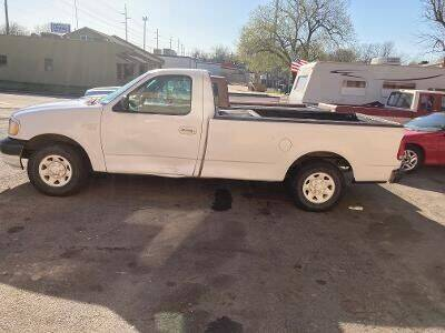 2000 Ford F-150 for sale at Used Car City in Tulsa OK