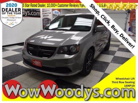 2016 Dodge Grand Caravan for sale at WOODY'S AUTOMOTIVE GROUP in Chillicothe MO