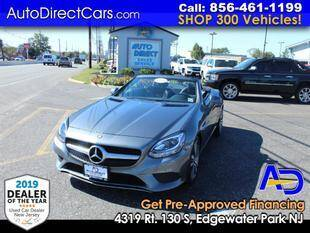 2017 Mercedes-Benz SLC for sale at Auto Direct Trucks.com in Edgewater Park NJ
