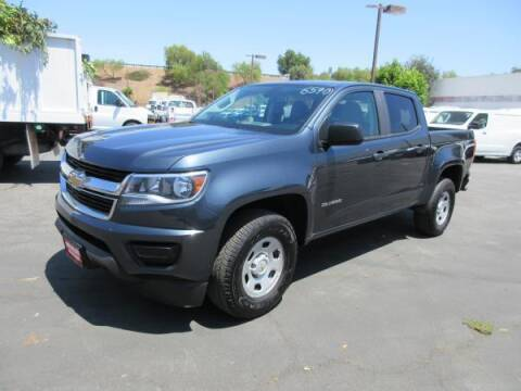 2020 Chevrolet Colorado for sale at Norco Truck Center in Norco CA