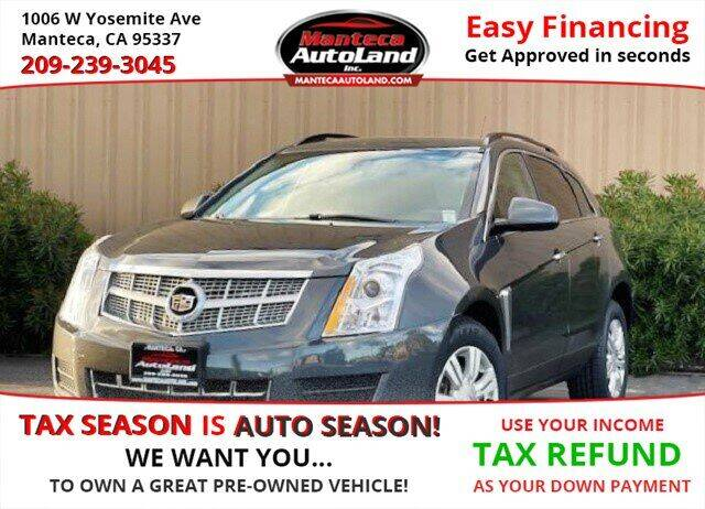 2013 Cadillac SRX for sale at Manteca Auto Land in Manteca CA