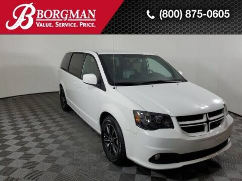 2018 Dodge Grand Caravan for sale at BORGMAN OF HOLLAND LLC in Holland MI