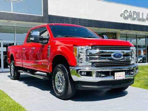 2017 Ford F-350 Super Duty for sale at RUSTY WALLACE CADILLAC GMC KIA in Morristown TN