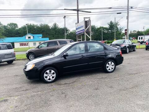 2006 Kia Spectra for sale at New Wave Auto of Vineland in Vineland NJ