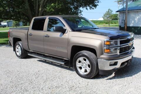 2014 Chevrolet Silverado 1500 for sale at CMC AUTOMOTIVE in Roann IN