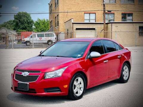 2014 Chevrolet Cruze for sale at ARCH AUTO SALES in Saint Louis MO