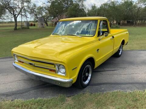 1968 Chevrolet C/K 10 Series for sale at STREET DREAMS TEXAS in Fredericksburg TX