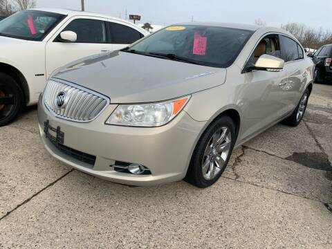 2012 Buick LaCrosse for sale at Cars To Go in Lafayette IN