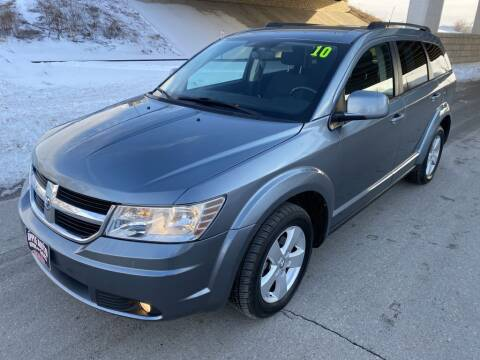 2010 Dodge Journey for sale at Apple Auto in La Crescent MN