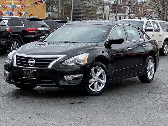 2014 Nissan Altima for sale at Kugman Motors in Saint Louis MO
