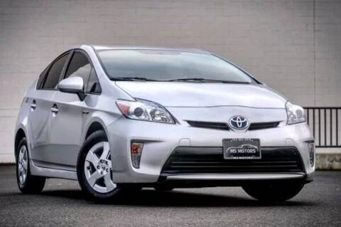 2014 Toyota Prius for sale at MS Motors in Portland OR