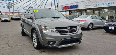 2013 Dodge Journey for sale at I-80 Auto Sales in Hazel Crest IL