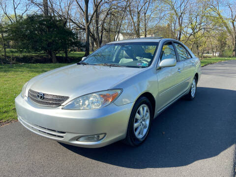 2004 Toyota Camry for sale at ARS Affordable Auto in Norristown PA