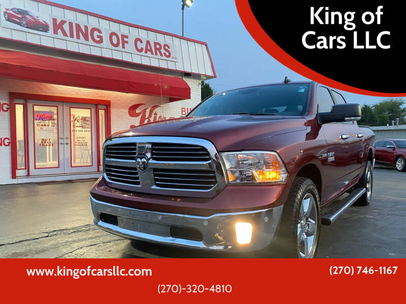 2017 RAM Ram Pickup 1500 for sale at King of Cars LLC in Bowling Green KY