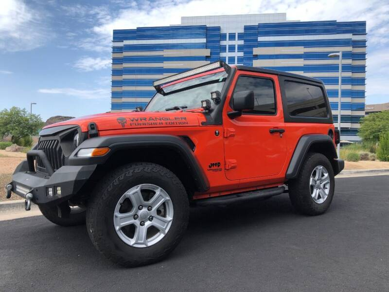 2018 Jeep Wrangler for sale at Day & Night Truck Sales in Tempe AZ