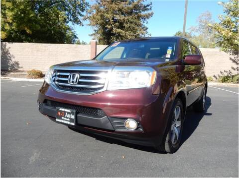 2013 Honda Pilot for sale at A-1 Auto Wholesale in Sacramento CA