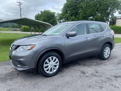 2015 Nissan Rogue for sale at Finish Line Auto Sales in Thomasville PA