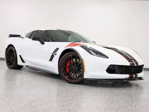 2019 Chevrolet Corvette for sale at Vanderhall of Hickory Hills in Hickory Hills IL