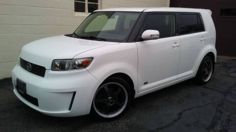 2008 Scion xB for sale at Ted's Auto Sales in Louisville OH