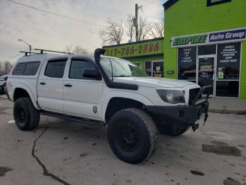 2010 Toyota Tacoma for sale at Empire Auto Group in Indianapolis IN