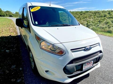 2016 Ford Transit Connect Cargo for sale at Mr. Car City in Brentwood MD
