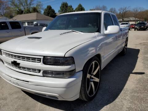 2002 Chevrolet Silverado 1500 for sale at Buena Vista Auto Sales in Storm Lake IA
