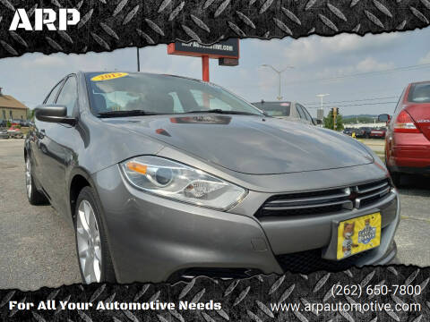 2013 Dodge Dart for sale at ARP in Waukesha WI