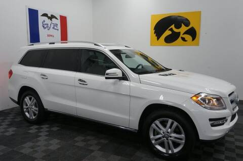 2014 Mercedes-Benz GL-Class for sale at Carousel Auto Group in Iowa City IA