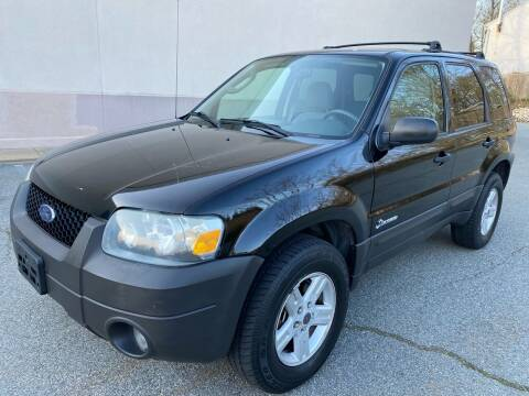 2006 Ford Escape Hybrid for sale at Kostyas Auto Sales Inc in Swansea MA