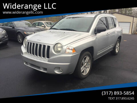 2010 Jeep Compass for sale at Widerange LLC in Greenwood IN