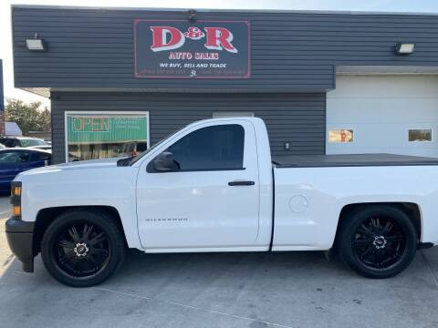2014 Chevrolet Silverado 1500 for sale at D & R Auto Sales in South Sioux City NE