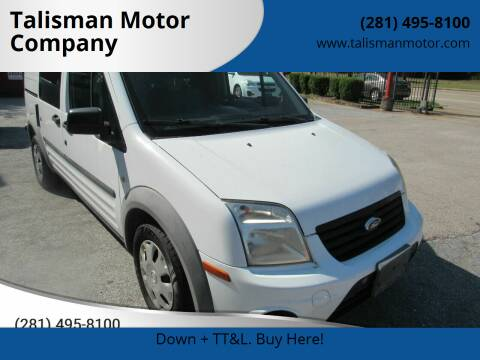 2013 Ford Transit Connect for sale at Don Jacobson Automobiles in Houston TX