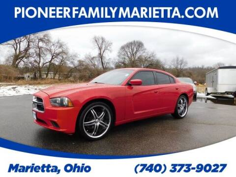 2011 Dodge Charger for sale at Pioneer Family auto in Marietta OH