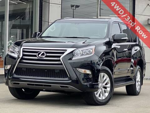 2015 Lexus GX 460 for sale at Carmel Motors in Indianapolis IN