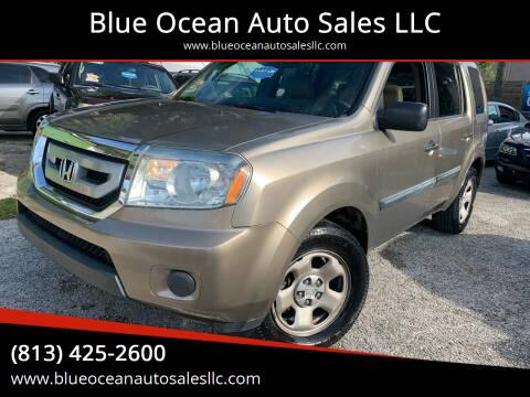 2010 Honda Pilot for sale at Blue Ocean Auto Sales LLC in Tampa FL