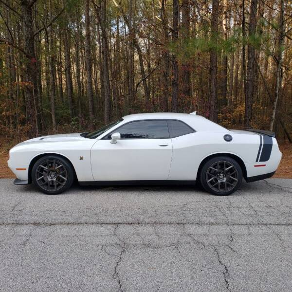 2017 Dodge Challenger for sale at MATRIXX AUTO GROUP in Union City GA