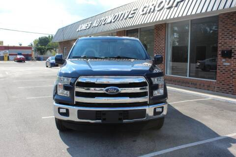 2015 Ford F-150 for sale at Jones Automotive Group in Jacksonville NC