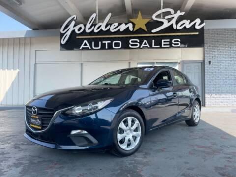 2015 Mazda MAZDA3 for sale at Golden Star Auto Sales in Sacramento CA