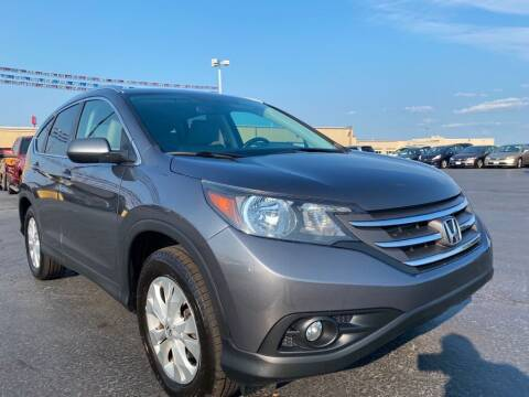 2012 Honda CR-V for sale at VIP Auto Sales & Service in Franklin OH