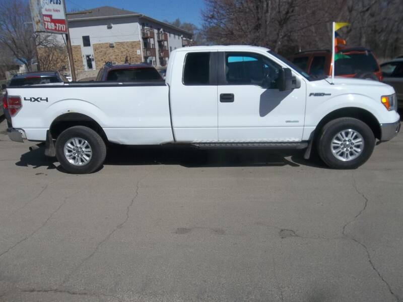 2013 Ford F-150 for sale at A Plus Auto Sales/ - A Plus Auto Sales in Sioux Falls SD