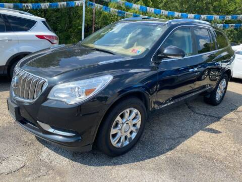 2015 Buick Enclave for sale at Matt Jones Preowned Auto in Wheeling WV