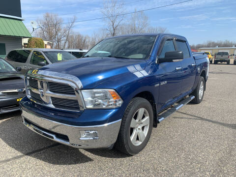 2010 Dodge Ram Pickup 1500 for sale at 51 Auto Sales Ltd in Portage WI
