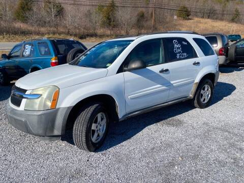 2005 Chevrolet Equinox for sale at Bailey's Auto Sales in Cloverdale VA