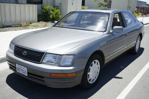 1997 Lexus LS 400 for sale at Sports Plus Motor Group LLC in Sunnyvale CA