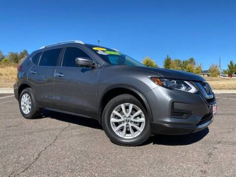 2018 Nissan Rogue for sale at UNITED Automotive in Denver CO