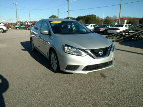 2018 Nissan Sentra for sale at Kelly & Kelly Supermarket of Cars in Fayetteville NC