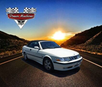 2002 Saab 9-3 Griffin for sale at Dream Machines USA in Lantana FL