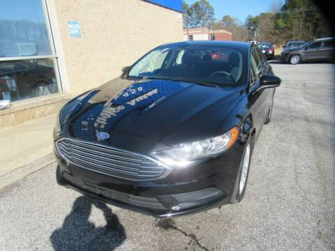 2018 Ford Fusion for sale at 1st Choice Autos in Smyrna GA
