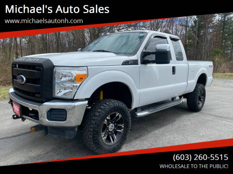 2011 Ford F-250 Super Duty for sale at Michael's Auto Sales in Derry NH